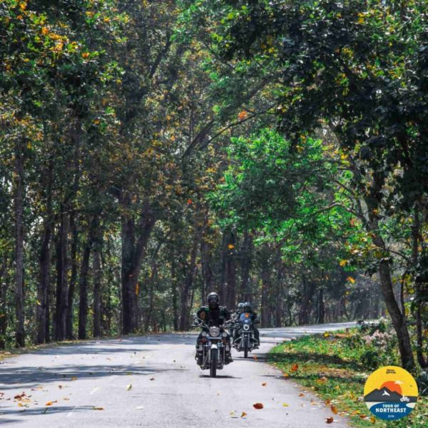 Royal Enfield Tour OF NorthEast 2018 (5)