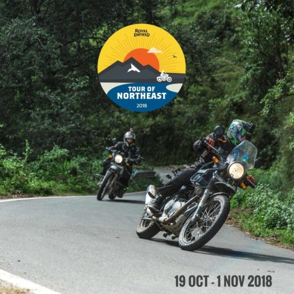 Royal Enfield Tour OF NorthEast 2018 (9)