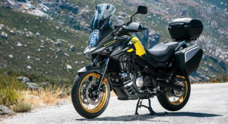 Suzuki Motorcycle India launches The V-Strom 650XT ABS: Kawasaki Versys 650 Rival
