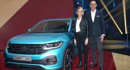 Say Hello to the New Volkswagen T-Cross, Coming to India Soon