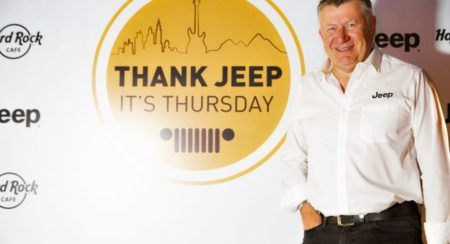 Jeep Moves the Party to Thursday, Calls It Thank Jeep, It's Thursday
