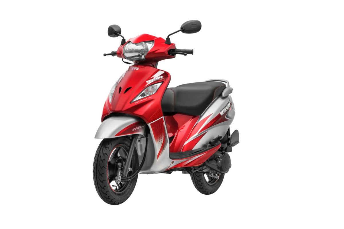 TVS WEGO Refresh