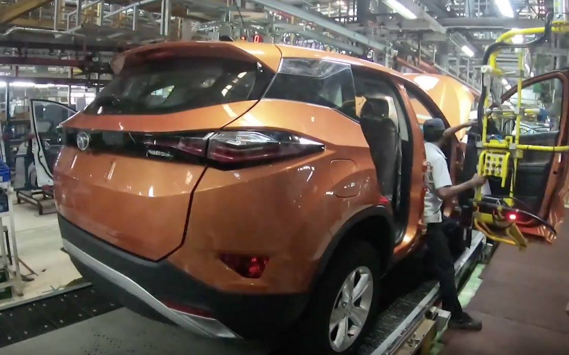 Tata Harrier Price In India, Variants, Specifications - Motoroids