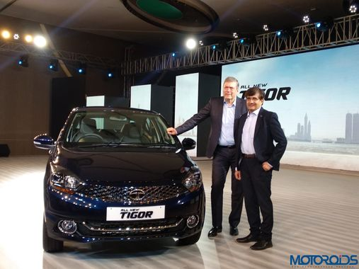 Tata Tigor faceliftlaunch featured