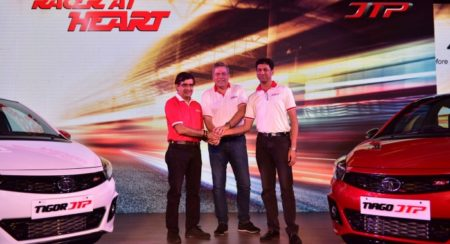 Tigor and Tiago JTP launched