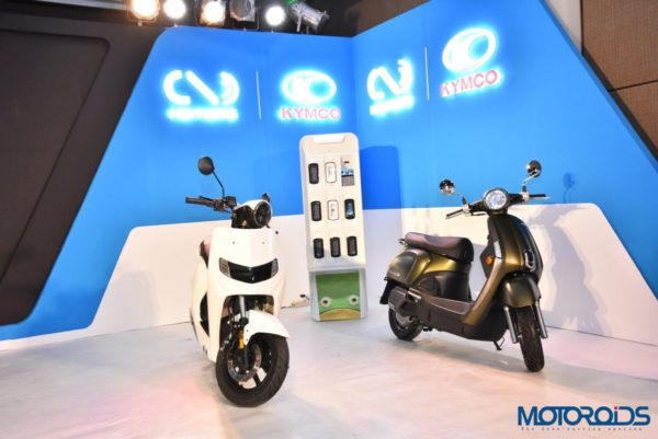 Twenty Two Motors KYMCO