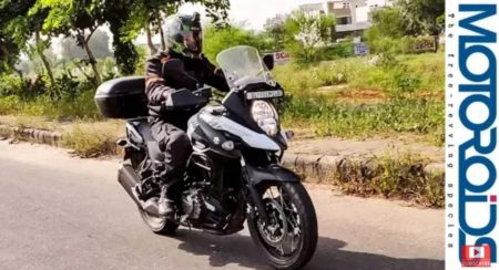 VIDEO: Suzuki V-Strom 650 XT ABS Review – Best VFM Adventure Motorcycle