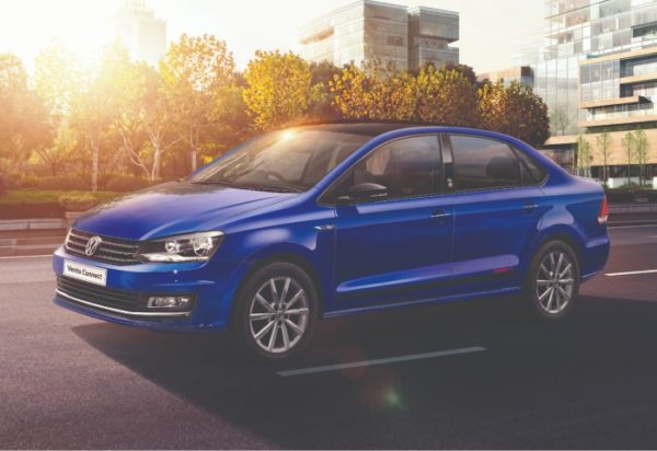 Volkswagen Vento Connect 2018 featured