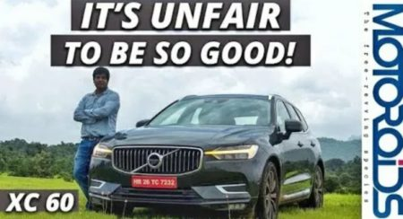 Volvo XC60 review featured