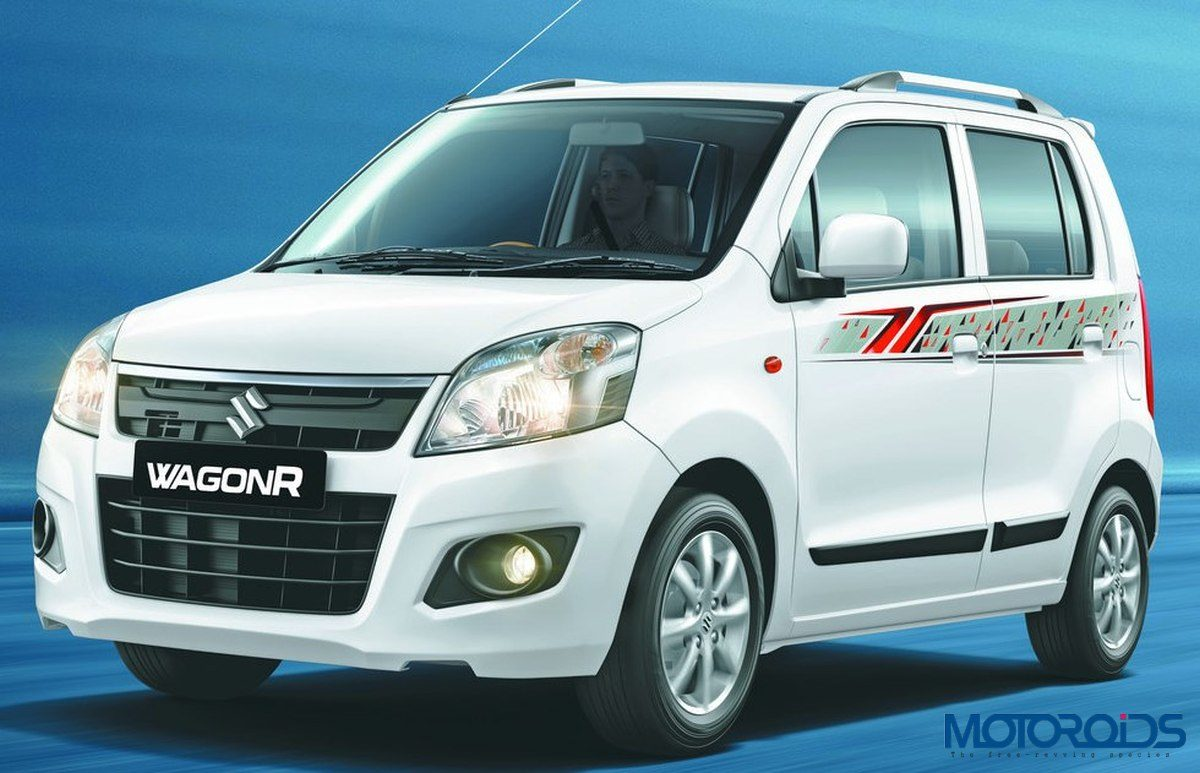Maruti Suzuki WagonR Limited Edition 2018