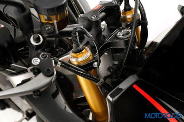 Aprilia Tuono V4 1100 Factory Front Adjustable Semi-automatic Front Forks 2019