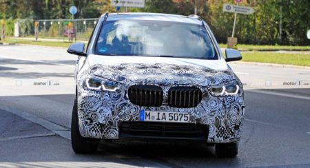 BMW X1 Facelift Spied Testing: Sports New Headlamp Design And Minor Interior Updates