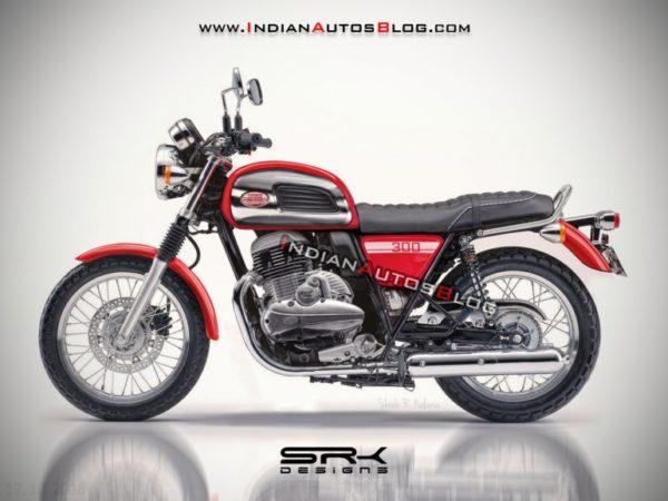 jawa 300 roadster motorcycle 2018 6747