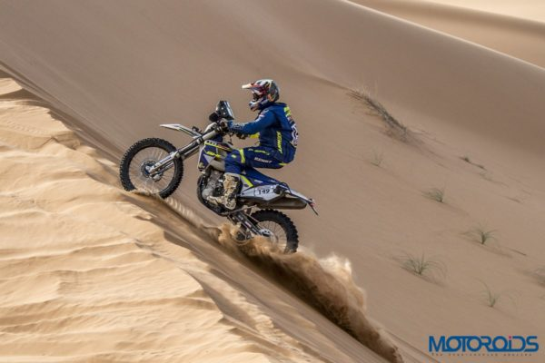 Stage 4 at Rally Of Morocco