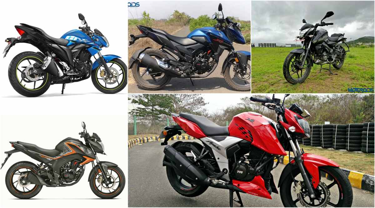 160cc Bikes In India - All Motorcycles - Prices, Specs, Pros
