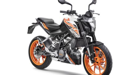 KTM Duke 125 ABS Launched In India At INR 1.18 Lakh