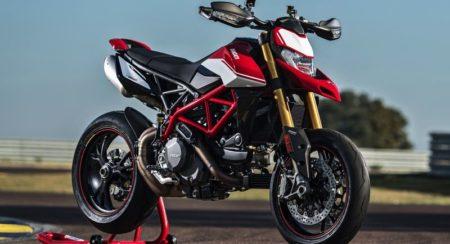 2019 Ducati Hypermotard paddock