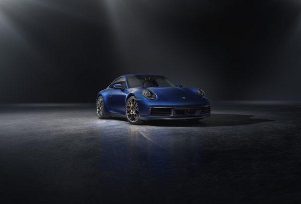 2019 Porsche 911 Carrera 4S (10)