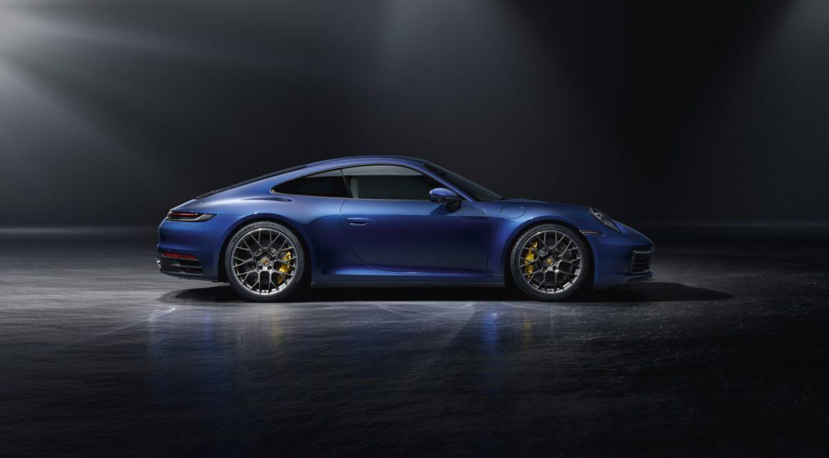 2019 Porsche 911 Carrera 4S (11)