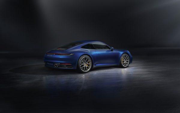 2019 Porsche 911 Carrera 4S (12)