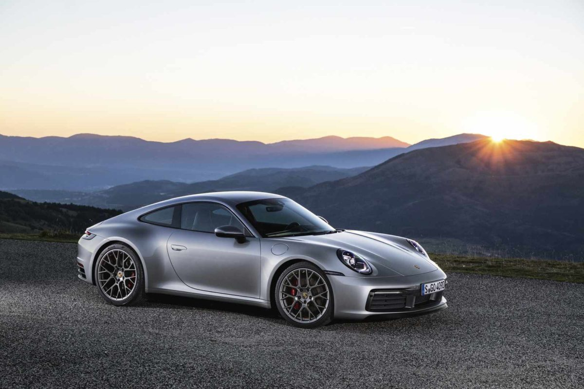 2019 Porsche 911 Carrera 4S (4)