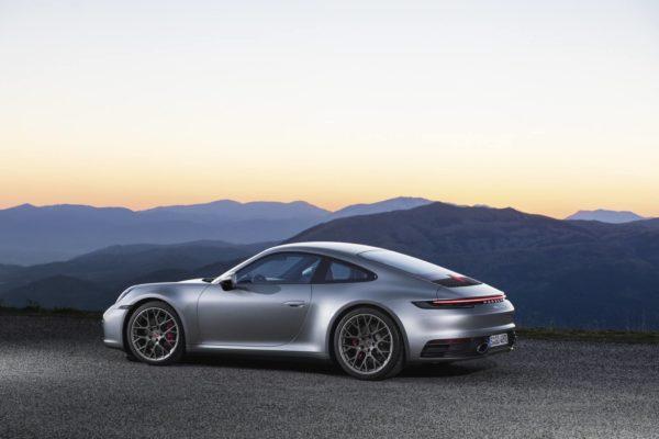 2019 Porsche 911 Carrera 4S (5)