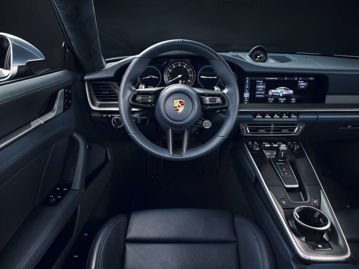 2019 Porsche 911 Carrera 4S (8)