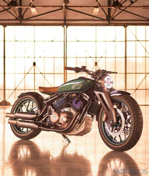 838cc Royal Enfield KX Concept