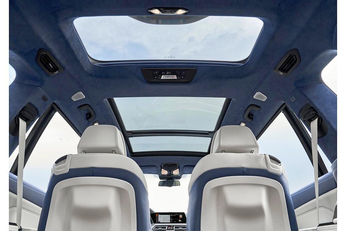 BMW X7 2019 interior (1)
