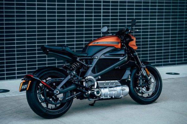 Harley Davidson LiveWire (1)