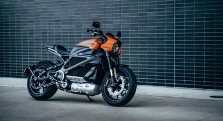 EICMA 2018: The Harley-Davidson Livewire Is A Different Kind Of A Shock