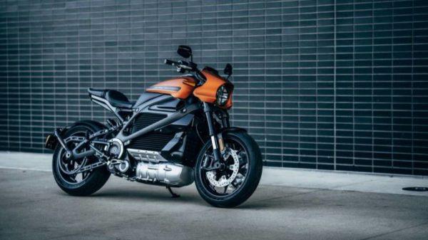 Harley Davidson LiveWire (2)
