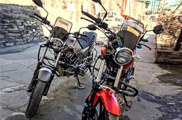 Hero Xpulse 200 and Xpulse 200 T spied Testing (2)