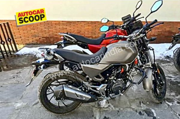 Hero Xpulse 200 and Xpulse 200 T spied Testing (3)