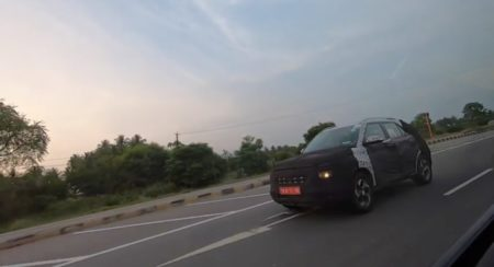 VIDEO: Test Mule of the Upcoming Hyundai Carlino Caught on Camera