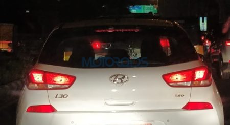 Hyundai i30 Hatchback Spotted Testing In India – What's Cooking?