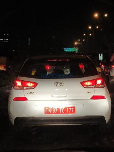 Hyundai i30 India