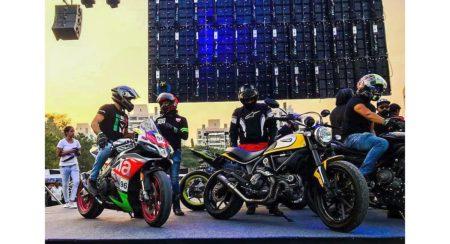 ISF 2018 superbikes