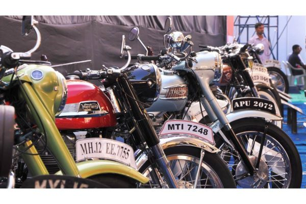 ISF Vintage bikes