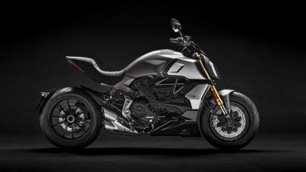 MY 2019 Ducati Diavel 1260 2