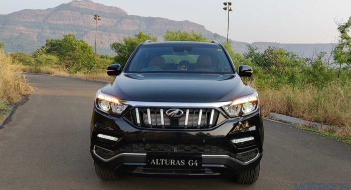 Torque Converter Prices >> New Mahindra Alturas G4 Launched – Prices Start At INR 26.95 Lakh | Motoroids