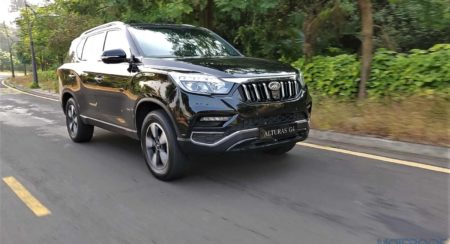 Mahindra Launches Alturas In BS6 Avatar, Prices Start At Rs 28.69 lakh