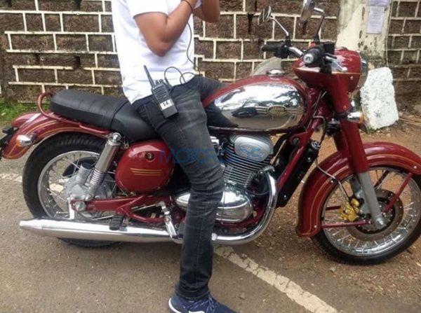 New 2019 Jawa 300 Motorcycle