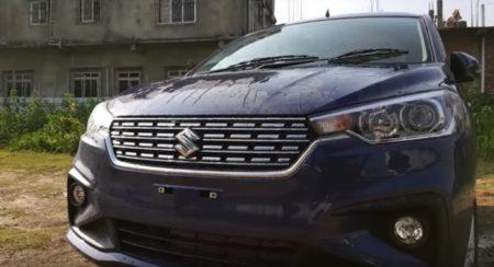 VIDEO: Walkaround of the New 2019 Maruti Suzuki Ertiga