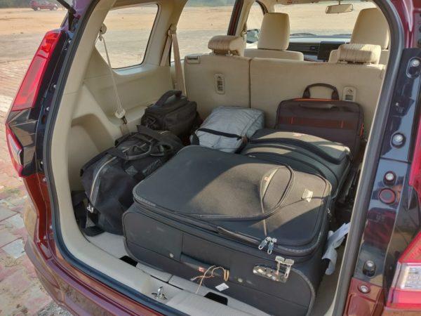 New 2019 Maruti Suzuki Ertiga bootspace(33)