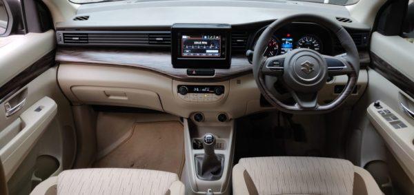 New 2019 Maruti Suzuki Ertiga front dashboard(49)