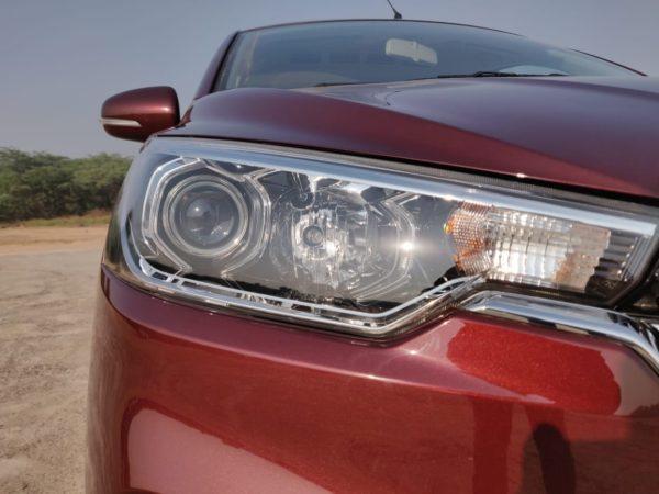New 2019 Maruti Suzuki Ertiga headlight cluster(41)