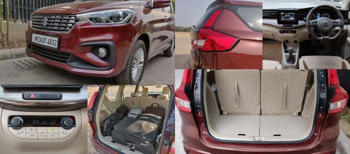 Suzuki Car Dealership >> New 2019 Maruti Ertiga Image Gallery: Features & Details Through 60 Images | Motoroids