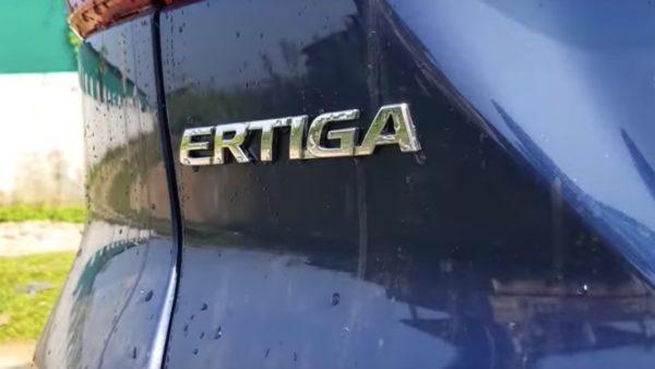 New Maruti Ertiga monogram