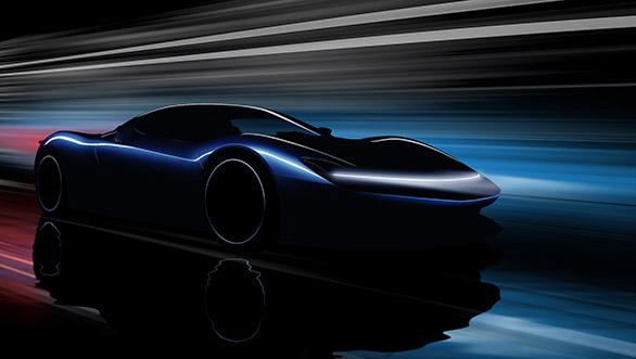 Pininfarina PF0 Teaser 2
